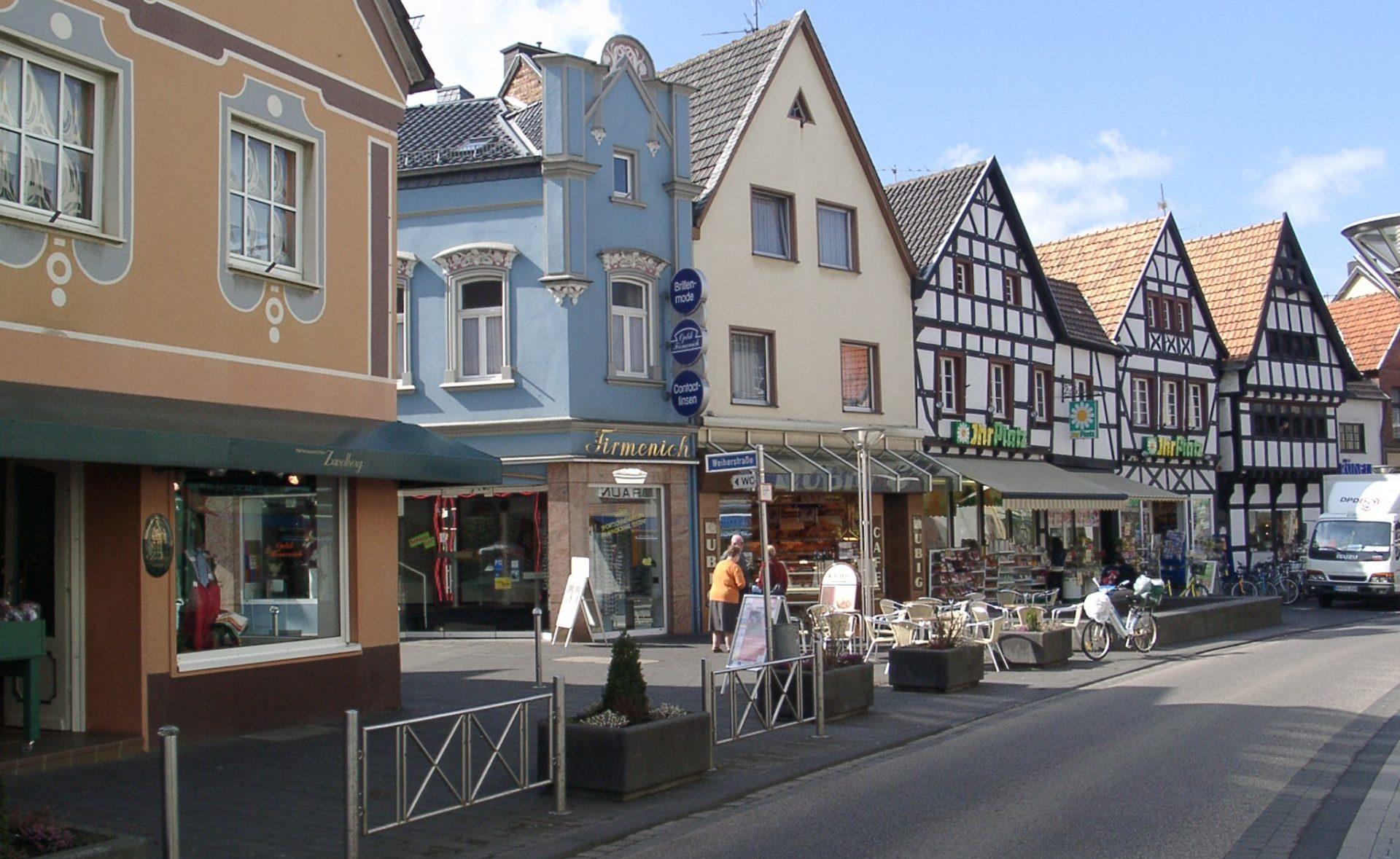 Rheinbach_Hauptstrasse